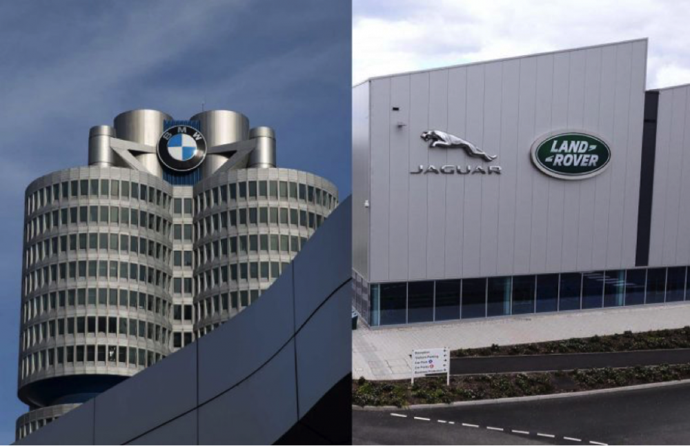 Jaguar Land Rover teams up with BMW to develop electric vehicles | Calamatta Cuschieri