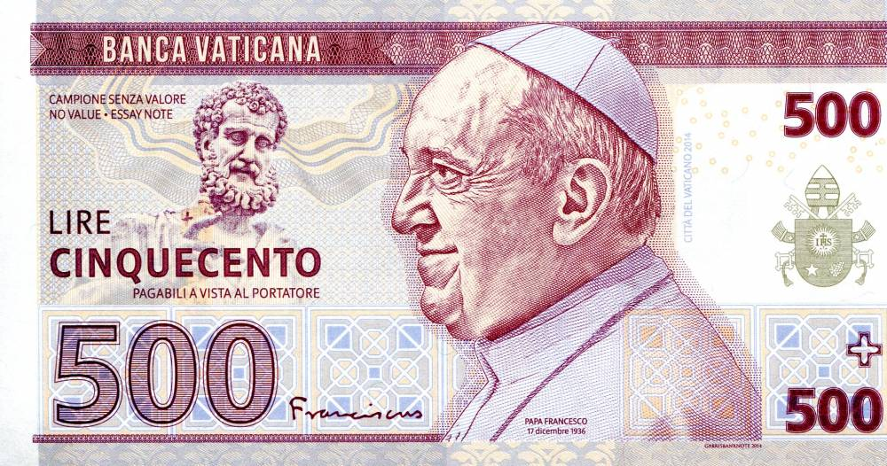 Vatican lawsuit against Futura Funds