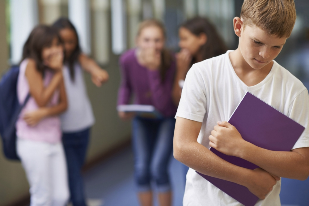 Let's put an end to all political bullying in schools