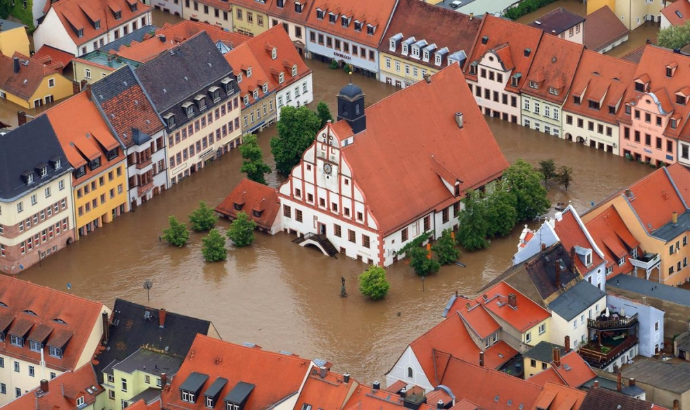 Europe braces itself for more heavy rainfall