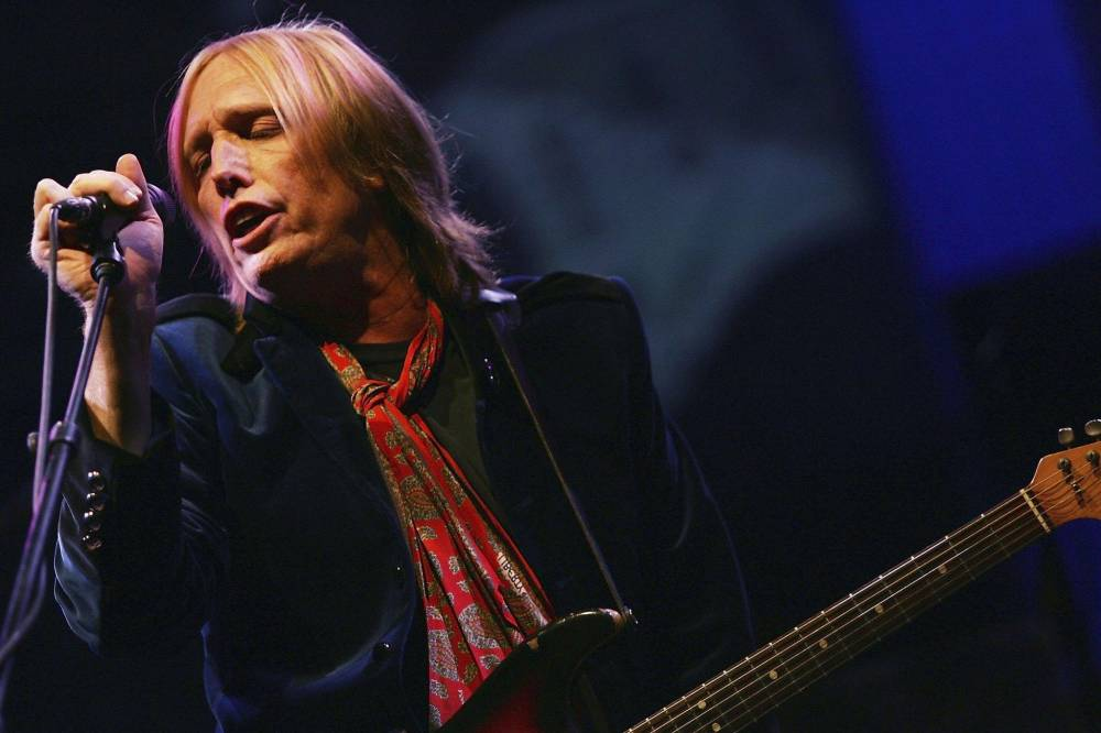 Music legend Tom Petty dies aged 66