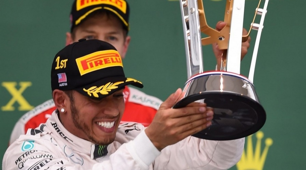 Hamilton becomes F1's tenth triple champion