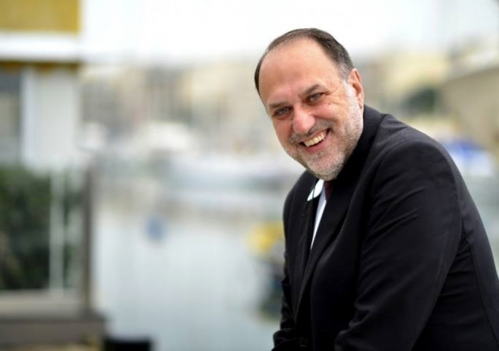 Mario Philip Azzopardi made artistic director of Valletta 2018
