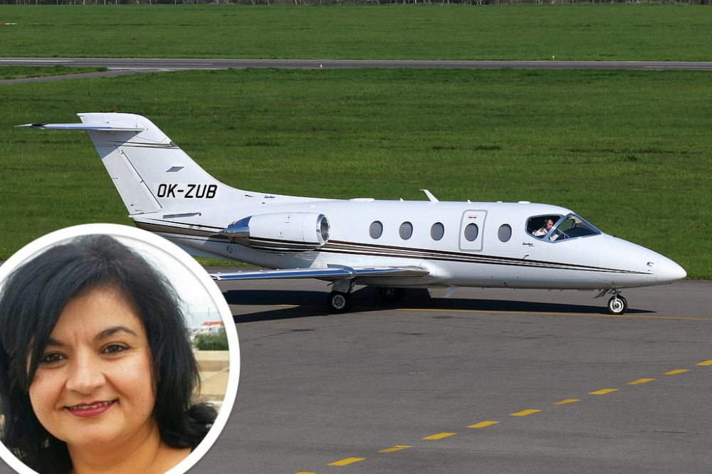 Private jet that brought board member to Malta for db vote cost PA €8,750