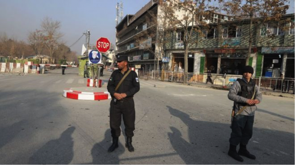 Suicide bomber leaves more than 100 people dead in Kabul