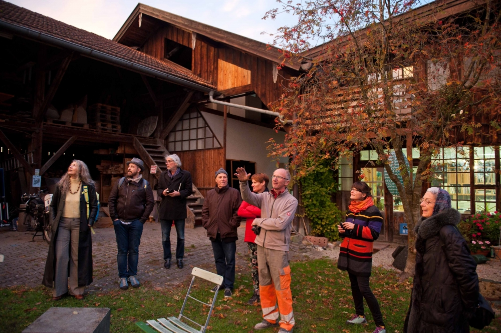 Discovering the rural creative community of Moosach, in Munich