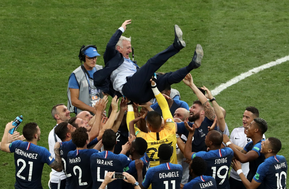 [WATCH] France beat Croatia to claim World Cup