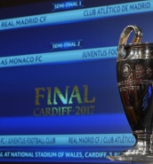 Real to take on Atletico in Champions League semi-final