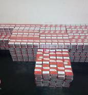Malta customs officials seize 32,000 contraband cigarettes