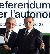 Regions in Italy vote in Europe's latest referendums on autonomy