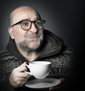 Omid Djalili: 'Immigration crisis' might be one of the biggest lies we've ever fallen for