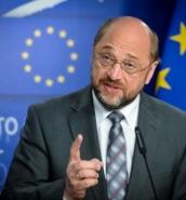 Former European Parliament chief Schulz to run against Merkel