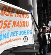 Australia risks humanitarian crisis over asylum, says UNHCR