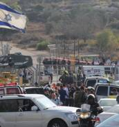 Three Israelis killed by Palestinian gunman in settlement near Jerusalem
