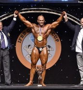 Italy's Andrea Presti takes top honours at the 2017 IFBB Diamond Cup - Malta