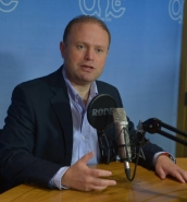 Muscat on anti-refugee boat C-Star: 'We will not allow Malta to be used by racists'