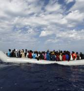 Libyan armed group preventing migrants from crossing Mediterranean – media report