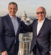 [WATCH] Disney to buy 21st Century Fox for $52.4bn