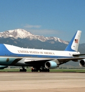 Trump says Air Force One Boeing order should be cancelled