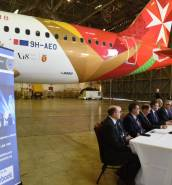 [WATCH] Air Malta and engineers sign collective agreement