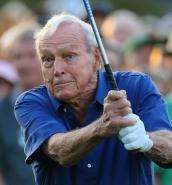 Arnold Palmer, legendary US golfer, dies aged 87