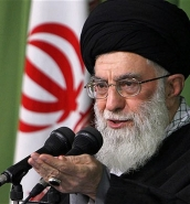 Iran's Ayatollah hints at President's exile