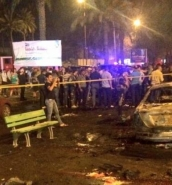 Suicide bomber kills at least 10 at Baghdad ice cream shop