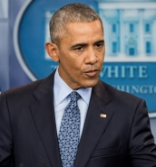 Obama warns Trump against 'sudden' unilateral moves' on Middle East conflict