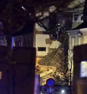 [WATCH] 14 injured in pizzeria explosion in Belgium