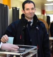 Benoît Hamon takes lead in France's Socialist primary