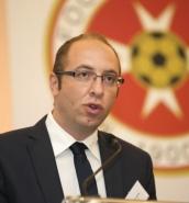 Bjorn Vassallo resigns as MFA general secretary to join FIFA president