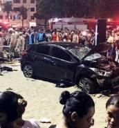 Baby killed and at least 17 injured as car hits pedestrians near Rio's Copacabana beach