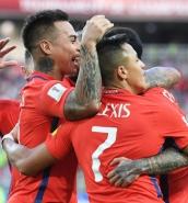 Confederations Cup | Australia 1 – Chile 1