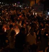 [WATCH] Thousands flock to vigil in honour of Daphne Caruana Galizia