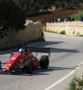 Fabio Baldacchino takes top spot at Gnejna Hillclimb