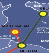 Paradise lost - the saga of a gas pipeline to Italy