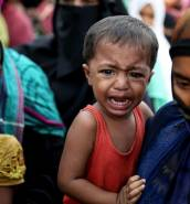 Rohingya crisis: 6,700 killed in attacks in Maynmar, says MSF