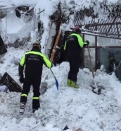 Updated | Six found alive in hotel after Italy avalanche