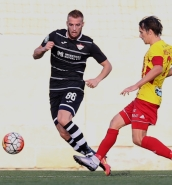 Three first half goals give Birkirkara a comfortable win over leaders Balzan