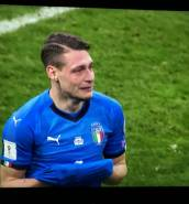 No World Cup for Italy and this is how Facebook reacted