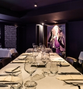 Rhythm, blues and a superb dining experience at the Jazz Cave