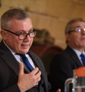 [WATCH] JPO's press conference a foil to hit out at Simon Busuttil
