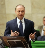 Joseph Muscat: 'General elections in 2018'