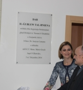 New home for disabled people opens in Ghajnsielem