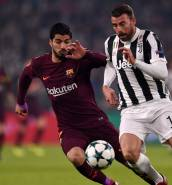 UEFA Champions League Results | Juventus 0 – Barcelona 0