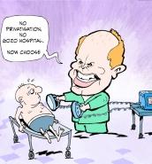 Patients before profits