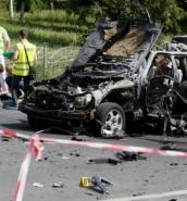 Kiev car bomb kills colonel in Ukrainian military intelligence