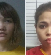 Malaysia to charge women for airport murder of North Korean leader's brother