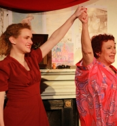 The romance that rocked Strait Street | Philip Glassborow, Polly March & Larissa Bonaci