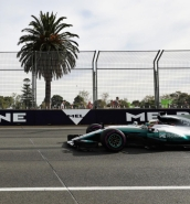 Hamilton takes pole, Vettel splits Mercedes